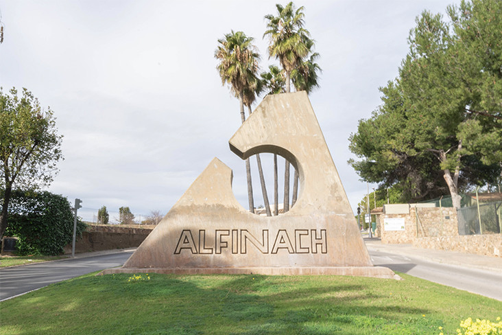 Vivir en Alfinach y Los Monasterios