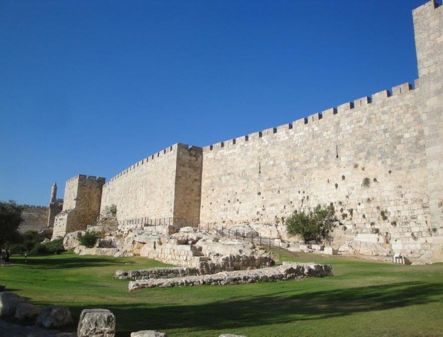 Muren van Jeruzalem