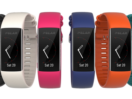 why we give away Polar watches