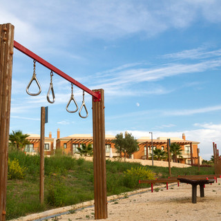 outdoor training stations