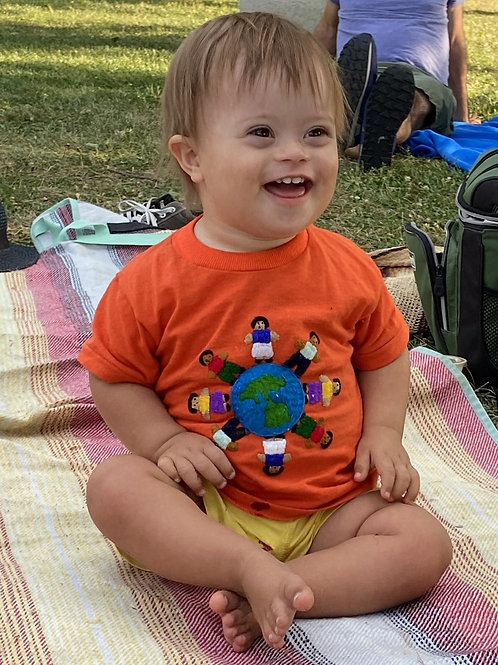 Circling the Americas T-Shirts for Kids