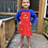 Thumbnail: Embroidered Apron for Kids