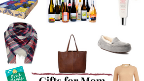 2020 Gift Guide: for the mom in your life