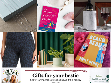 2020 Gift Guide: for your sister or bestie