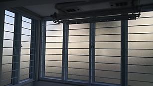 Casement Window c/w Horizontal Grille