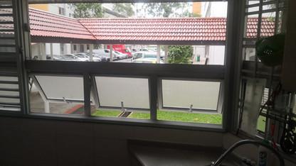Hung Windows (3 panels)