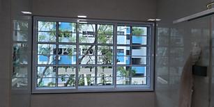 Lattice Sliding Window