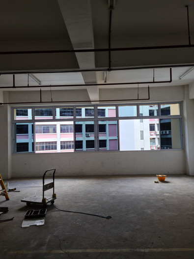 Sliding Window c/w Top Hung (Commercial)
