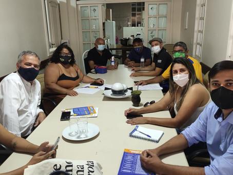 Comitê Contra a Privatização: SINTECT-PE participa de reunião entre FENTECT e FINDECT
