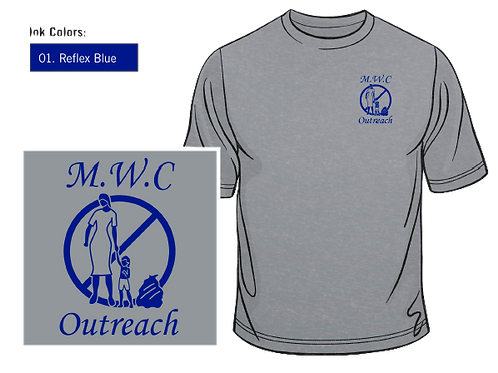 MWC Outreach T-Shirts