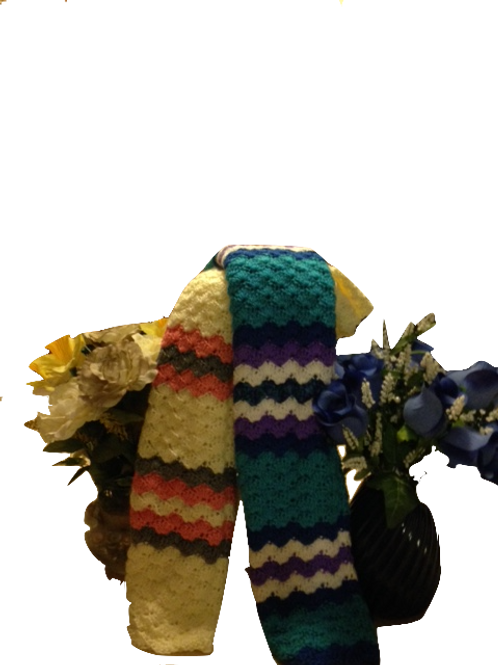 Hand Woven Infant Blankets