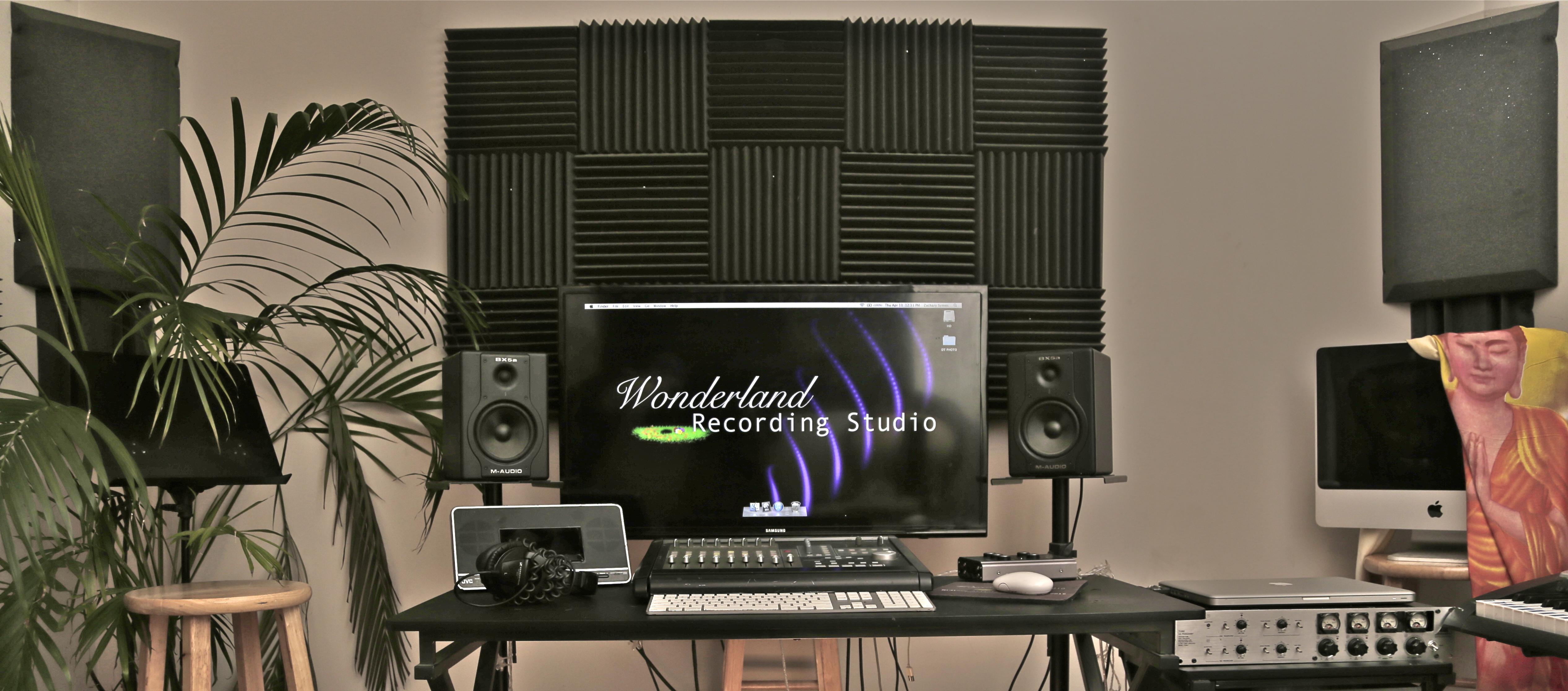 Wonderland Control Room