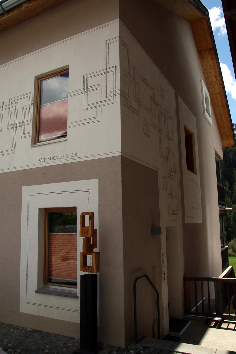 Haus in Porta Scuol - 2011