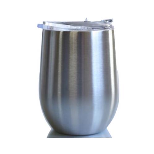 Customize Me - 12 oz Stemless Wine Glass