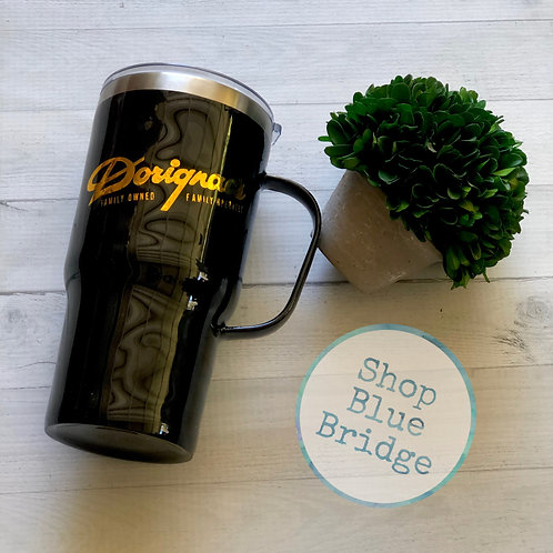 The Dorignac- 16 oz Travel Mug