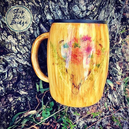 The Dainty Deer - 14 oz Coffee