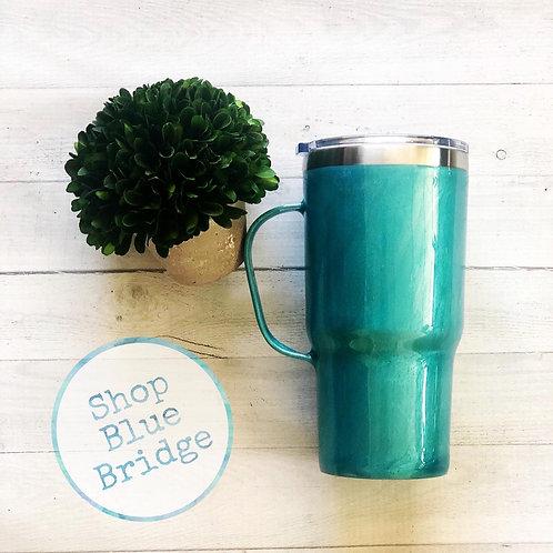The Teale - 16 oz Travel Mug