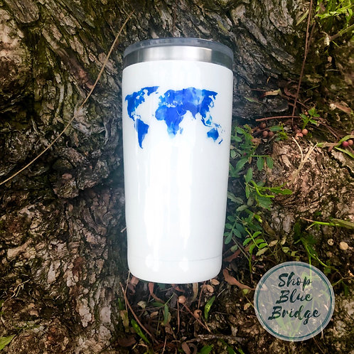 The I'm A Map - 20 oz YETI