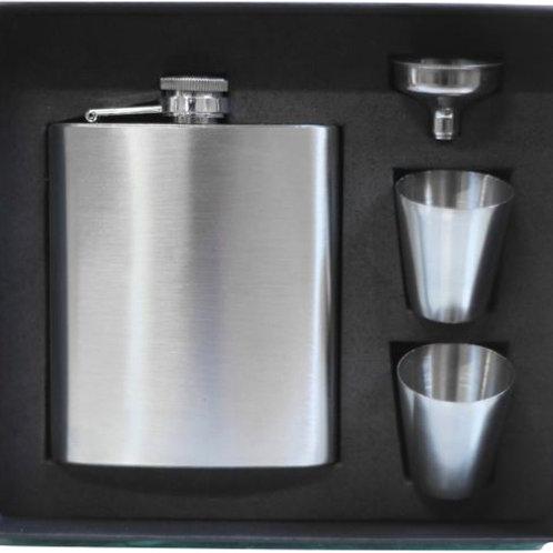 Customize Me - Flask Gift Set