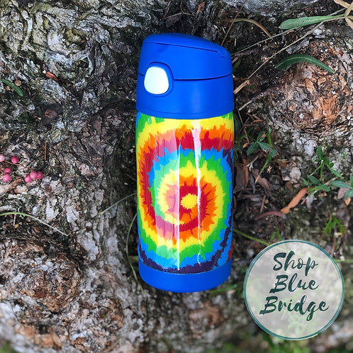 The Tie Dye - 12 oz Kids Cup