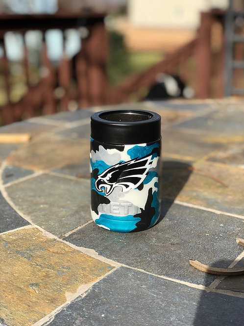 The Eagle Camo - Koozie