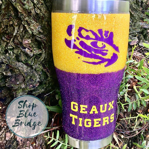 The Geaux Tigers - Curve
