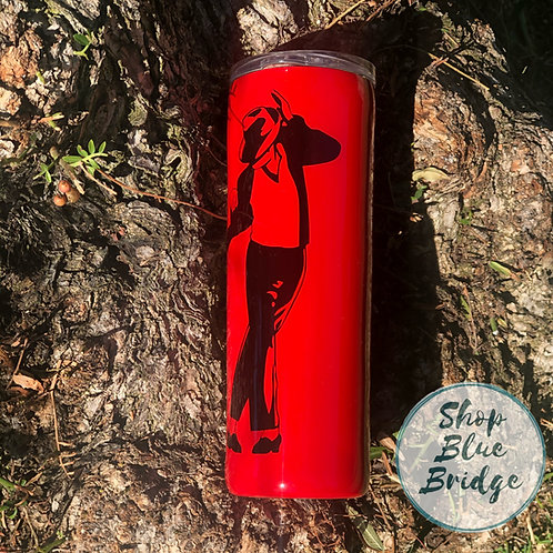 The MJ Silhouette - Skinny