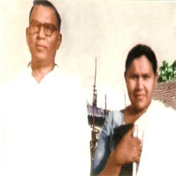 Pastor John & Emelyamma