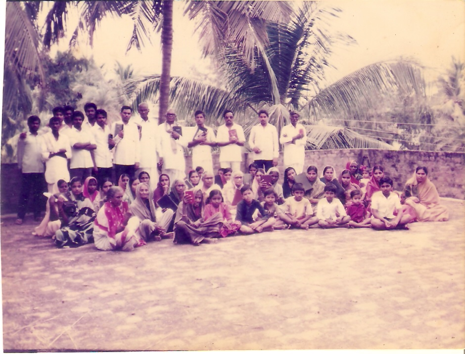 Early Years at Grace Bible India