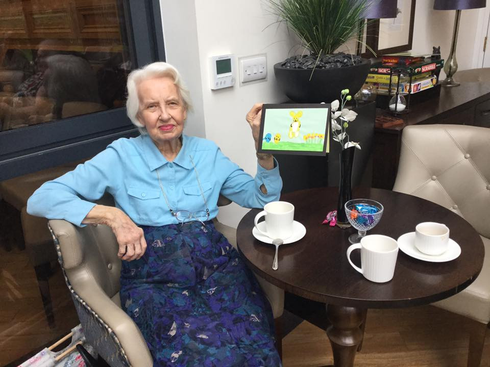 Care to Create at Silvermere Care Home
