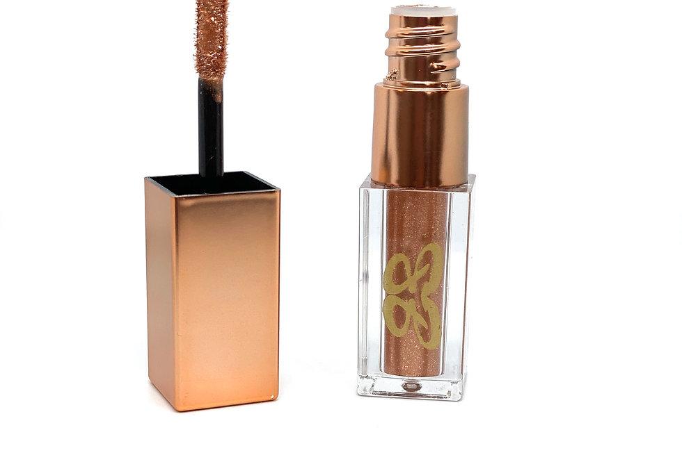 Rose Gold Shimmer Liquid Eye Shadow
