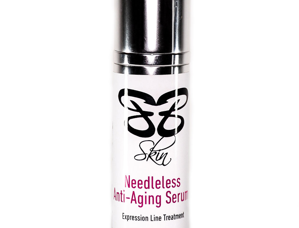 Needleless Anti-Aging Serum