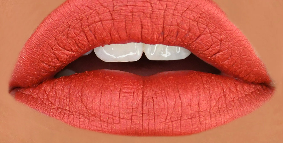 RUBY GLASS Metallic Lip Gloss