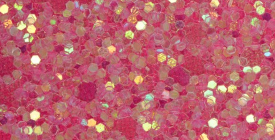 CERISE IRIS 'GLAM' GLITTER WALL COVERING