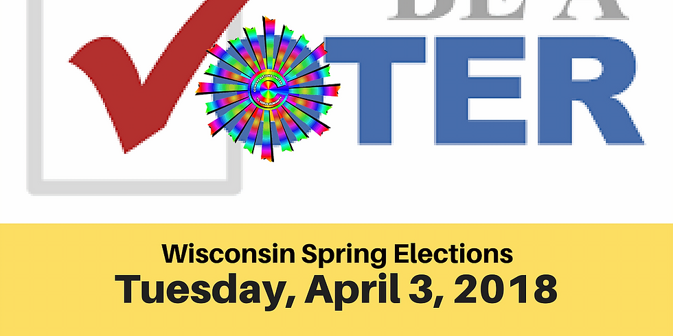 Calling All Voters! Wisconsin Spring Elections
