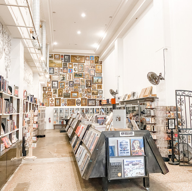 The Rare Books and Collectibles Annex