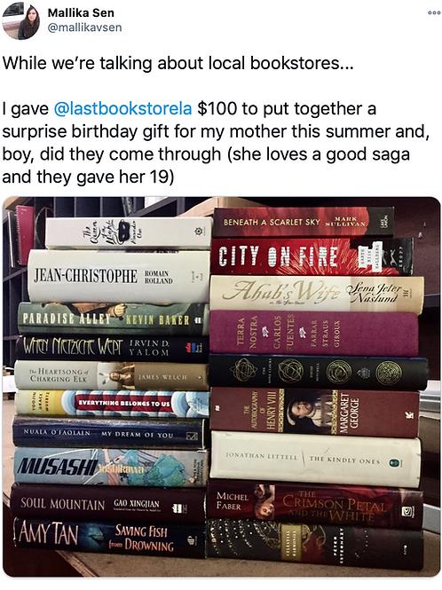 Book Bundle Subscription