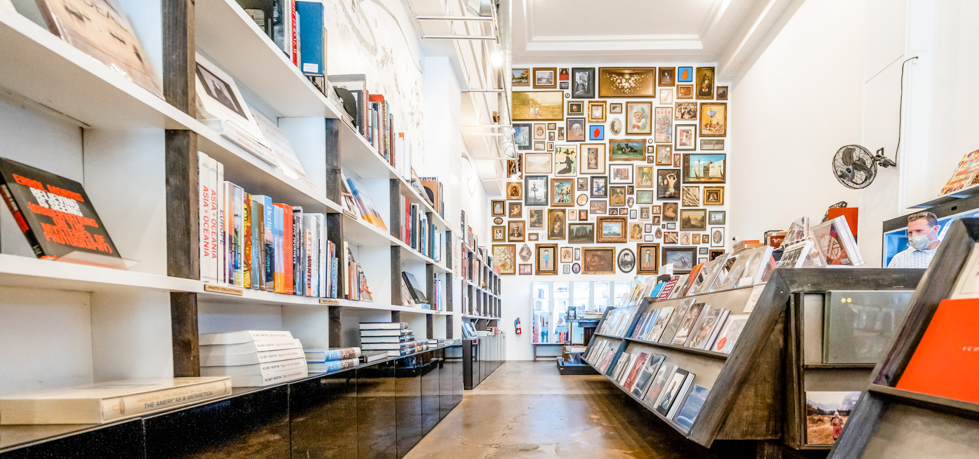 Arts & Rare Book Annex