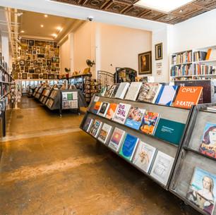 The Rare Books Annex at The Last Bookstore