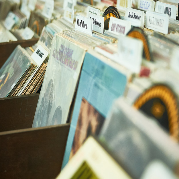 1000's of New & Used Records