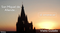 San Miguel Sunrise
