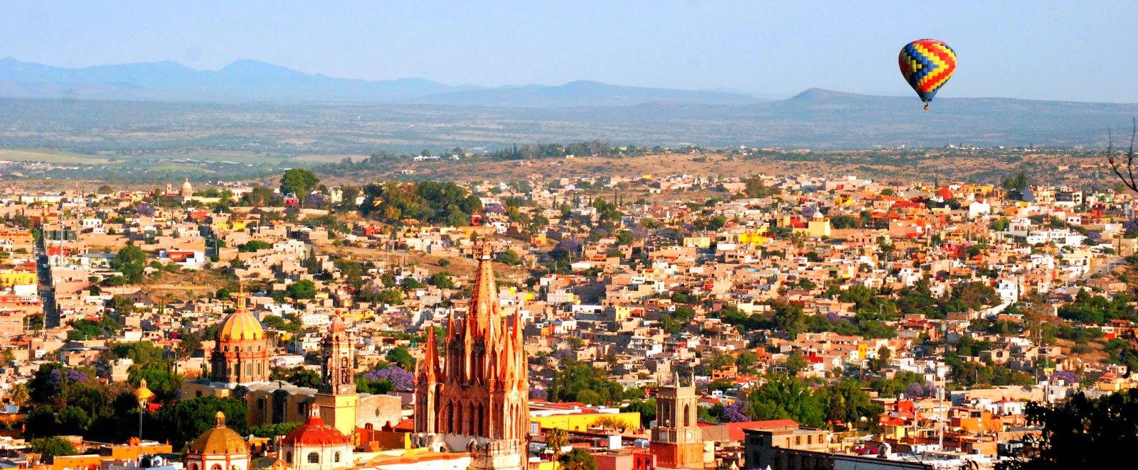 San Miguel City Tour