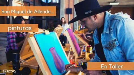 Pintura al interior o al aire libre