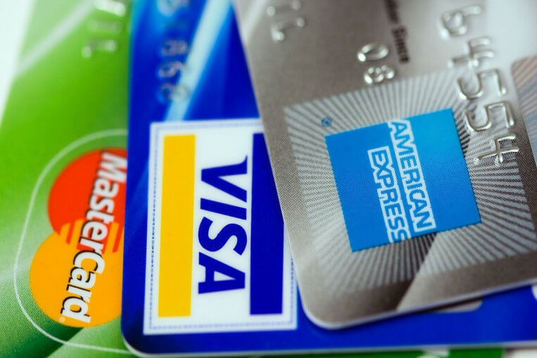 Credit Card (Visa, MasterCard or Amex)