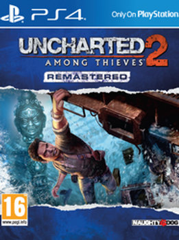 Uncharted 2 (PS4)