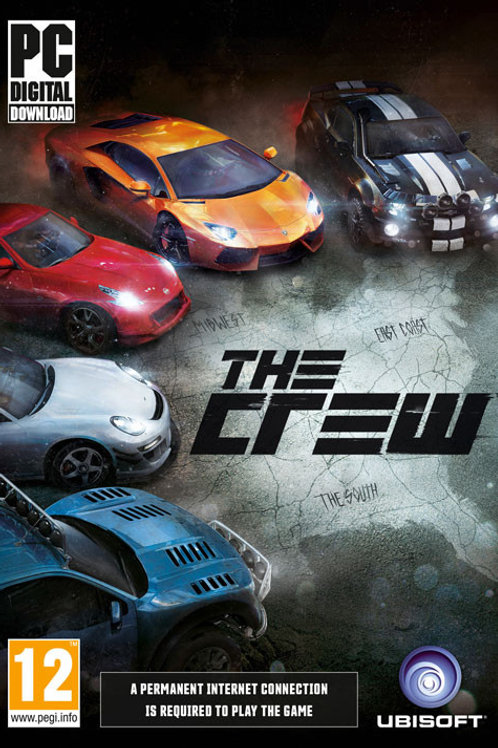 The Crew 1 (PS4)