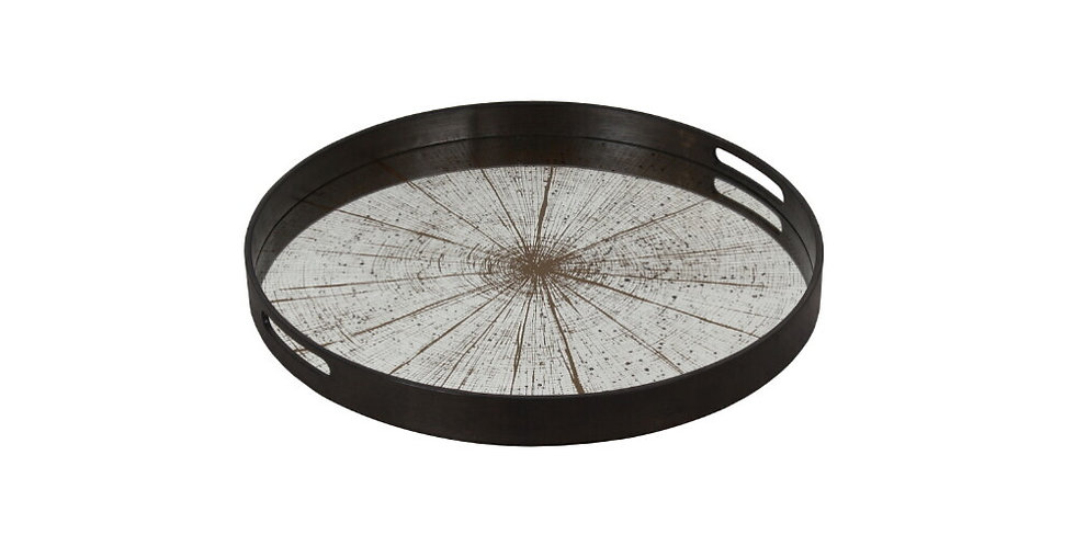 Notre Monde Plateau Slice mirror S