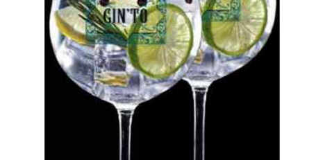 Verre GIN'TO