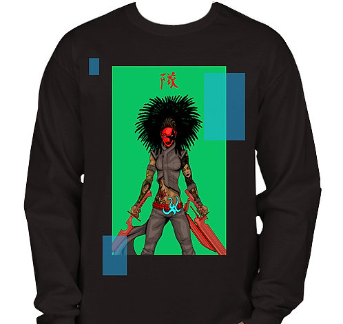 RED SWORD Sweater