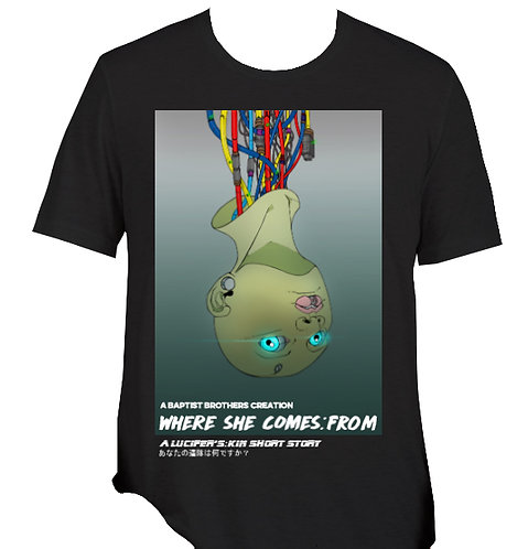 WHERE SHE COMES:from TEE book edition 1